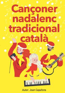 Cançoner nadalenc tradicional popular català per a Piano, Guitarra i Veu