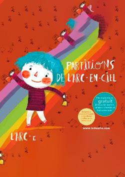 Llibre de partitures en Francès