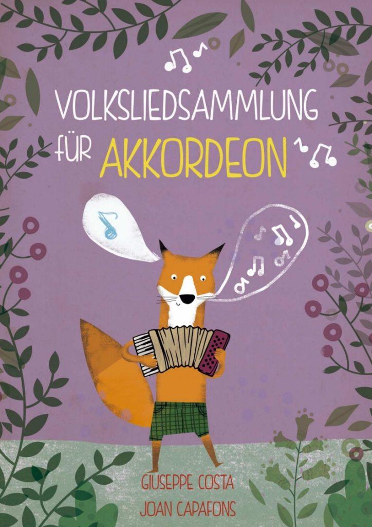 Cançoner tradicional popular alemany per d'acordió