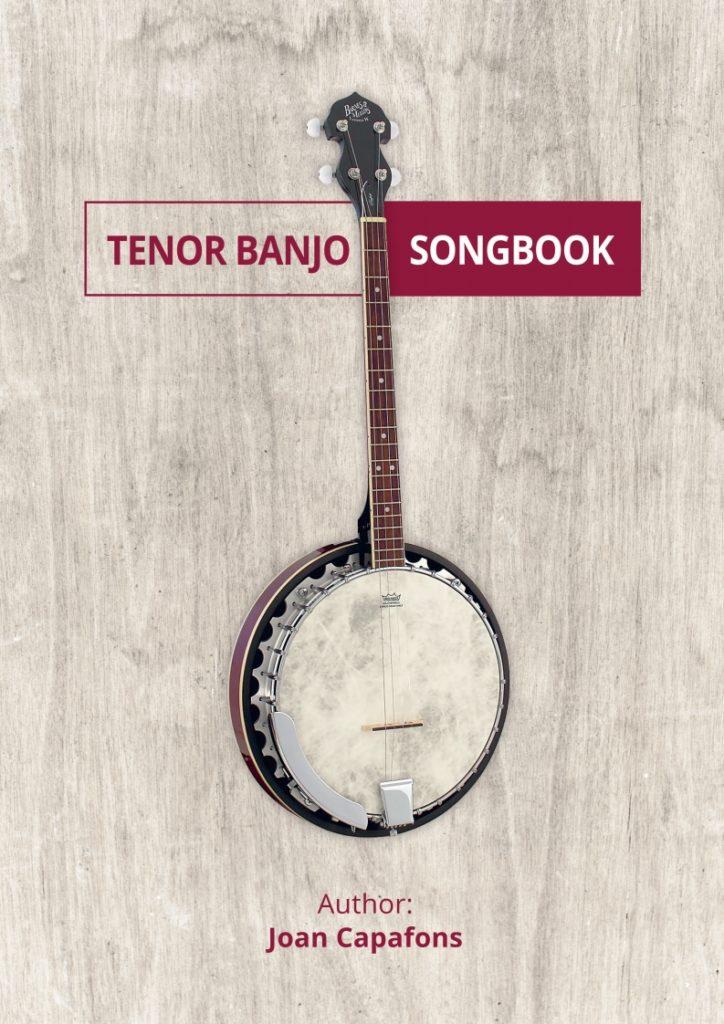 Cançoner anglès popular tradicional per a Banjo Tenor