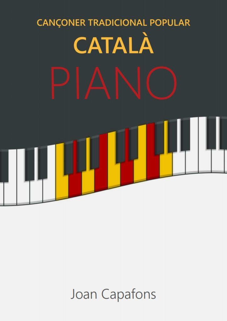 Cançoner català popular tradicional per a Piano